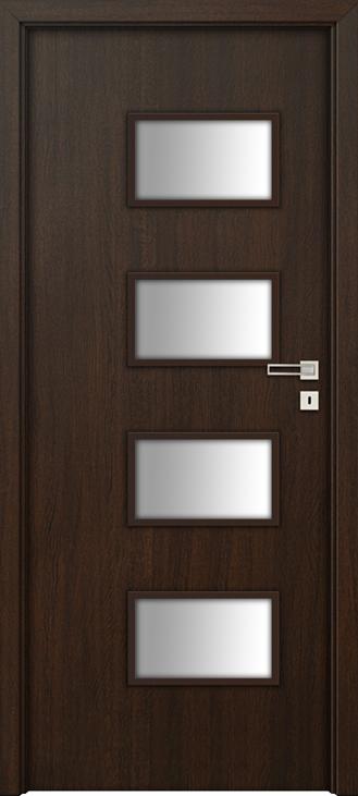 Vidaus durys orso durų varčia