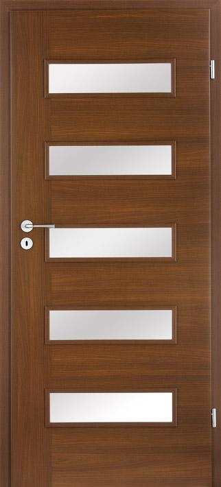 Vidaus durys Gemini durų varčia